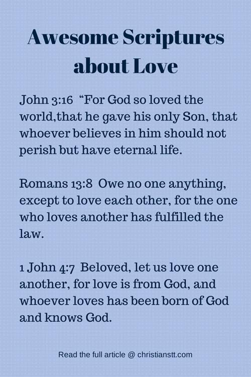 verses about love pin