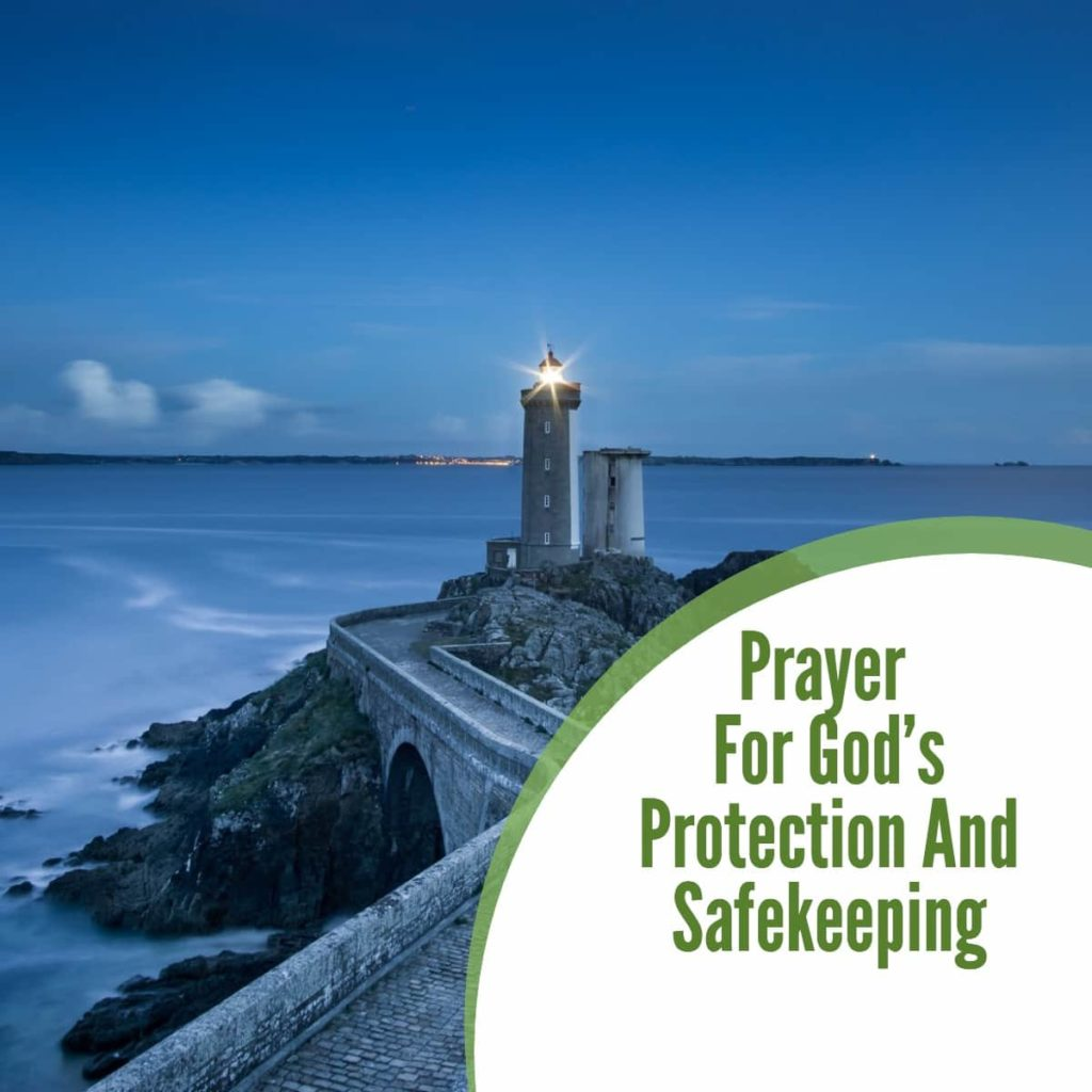 Prayer for God's Protection and Safekeeping