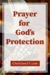 Prayer for God's Protection