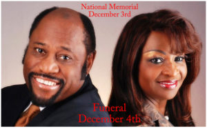 Dr. Myles Munroe, Pastor Ruth Munroe and Dr Richard Pinder Funeral Dates Announced