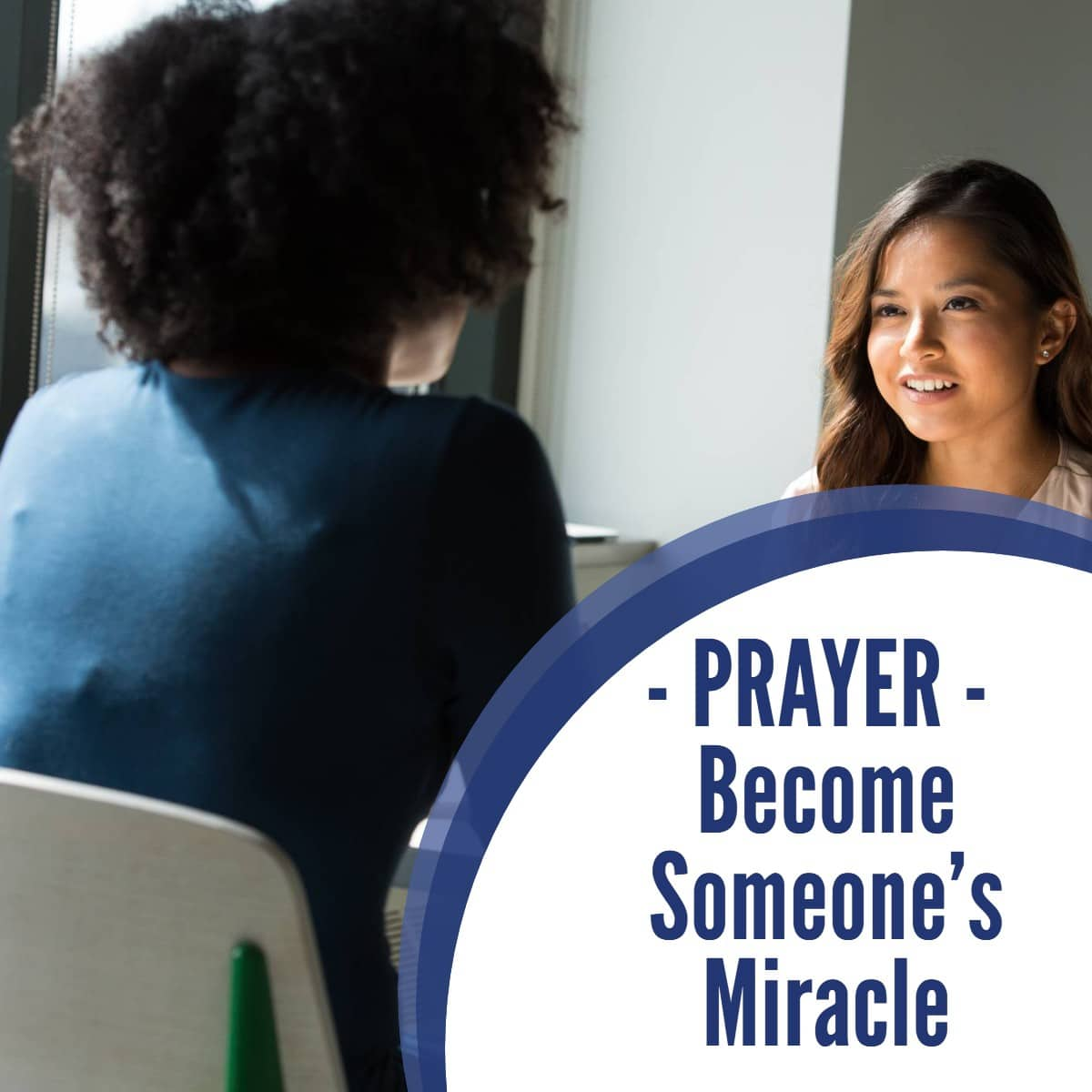 Prayer: Become Someone's Miracle
