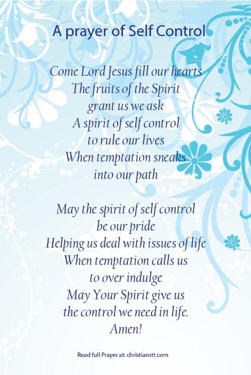 a-prayer-for-self-control