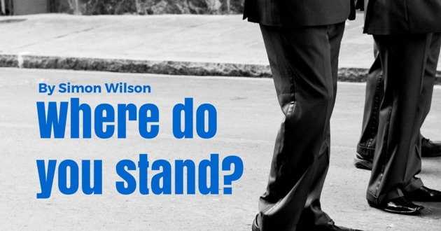 Where do you stand-