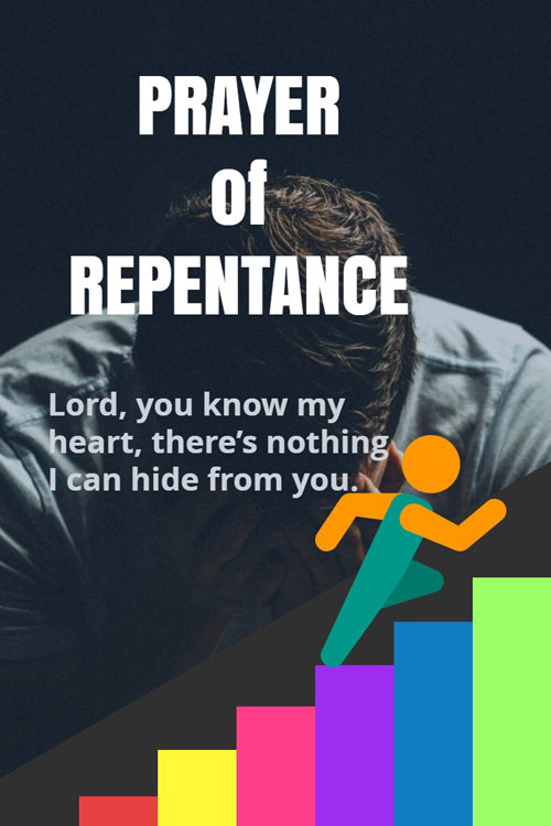 Prayer of Repentance