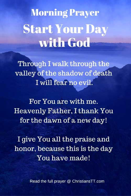 Friday morning Prayer pin
