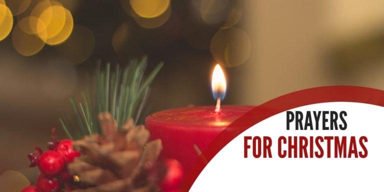 Prayers for Christmas 2020