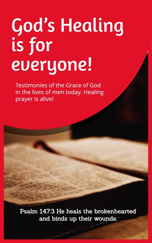 God's Healing is for everyone