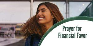 Prayer for Financial Favor