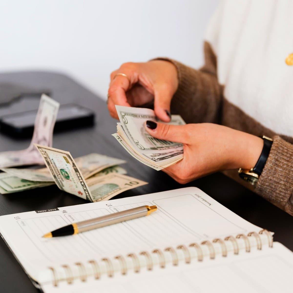 Prayer For God's Financial Favor