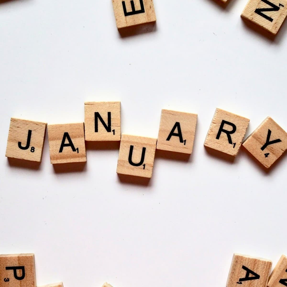 Prayer for the Month of January