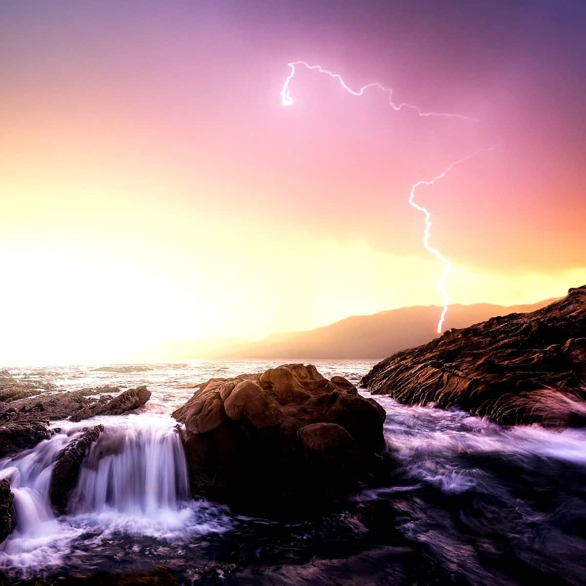 Prayer – be faithful to God, even during the storms of this life